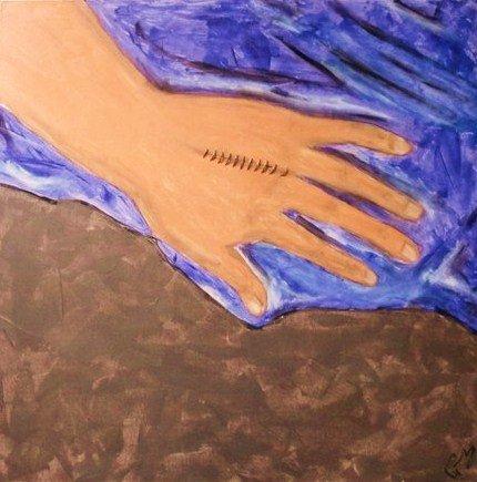 Anatomia di una mano